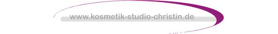 Kosmetik-Studio-Christin
